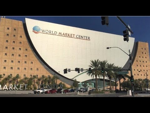 Las Vegas, World Market Center
