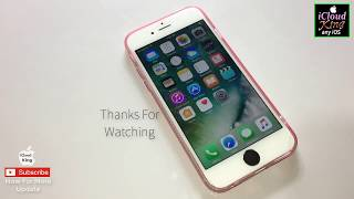 "how to= unlock icloud activation lock remove ""iPhone any iOS Successful"""