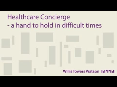 Healthcare Concierge: Employee health risk management