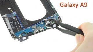 samsung galaxy a9 2016 charging port flex repair guide