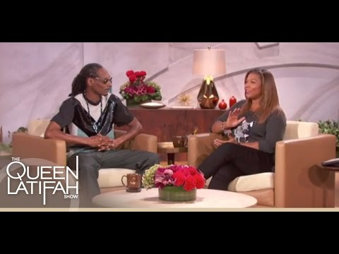 Snoop Dogg Talks Family  | The Queen Latifah Show
