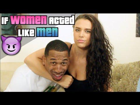 Men behaving like women picture 402