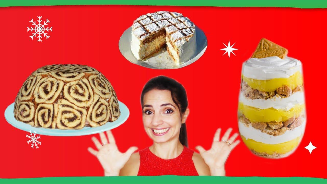 3 Postres Perfectos Para Llevar En Navidad