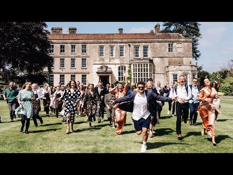 Elmore Flies Again - First EVER #FPV Drone Wedding | Watch a Wedding in a Stately Home from 360°