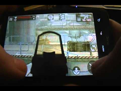 Android Front Line Commando By Glu Mobile First Look Game Play