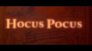 Hocus Pocus - Disneycember