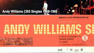 andy williams CBS singles 1967-1980-7