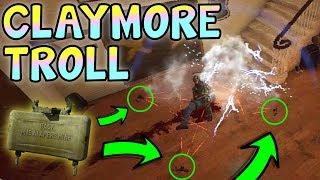 CLAYMORE TROLL - Rainbow Six Siege Ranked Highlights (Operation Health)