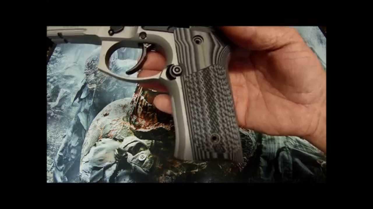 Beretta 92FS New Grips