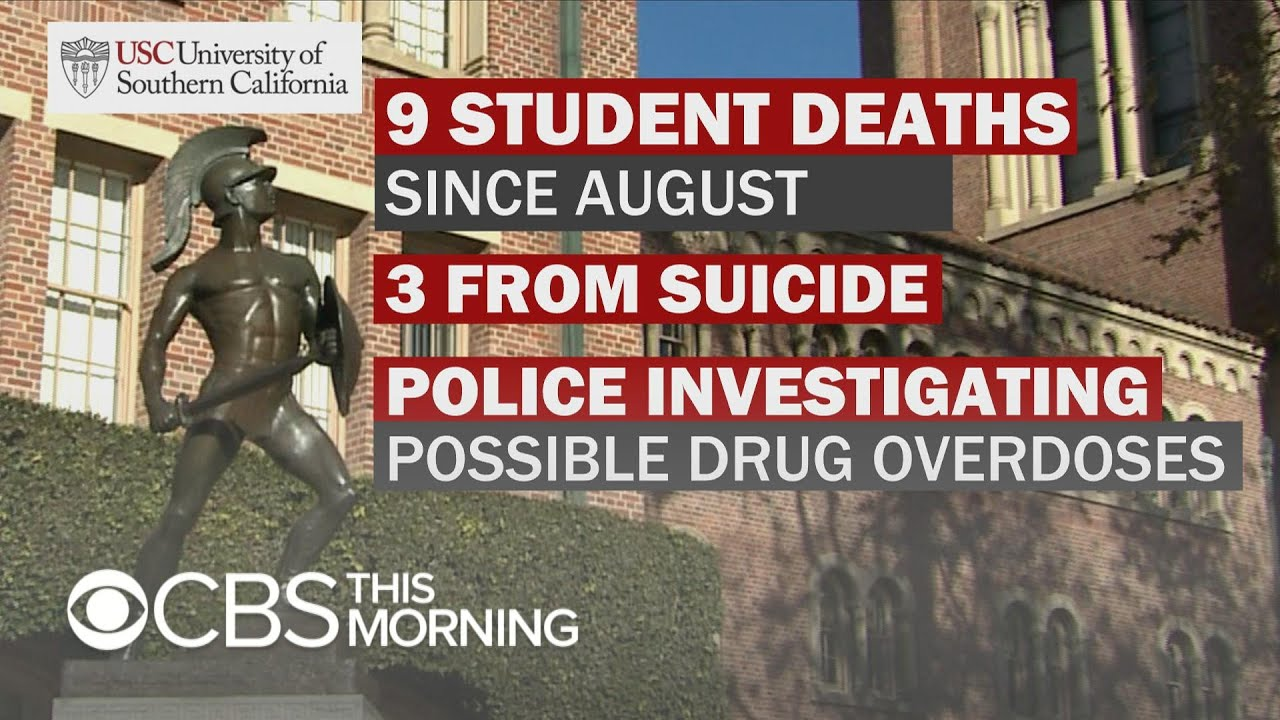 Usc Fall Semester 2020.9 Students Have Died At Usc Since The Start Of Fall Semester
