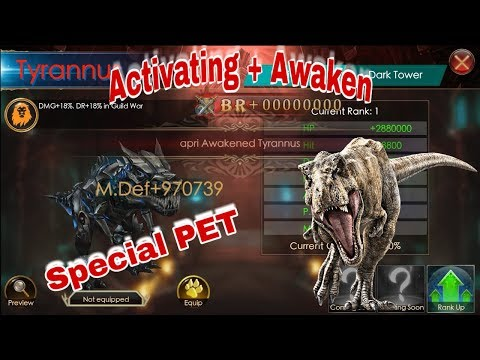 Legacy Of Discord : Activating + Awaken PET