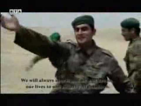 Afghan National Dance اتن ملي سربازان اردوي افغانستان thumbnail