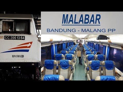 Trip by Train - Naik Malabar pegel banget