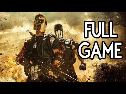Army of Two The Devils Cartel  FULL GAME Walkthrough Gameplay No Commentary