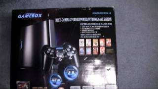 Gamebox Console Review