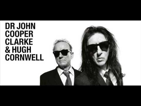 Hugh Cornwell and Dr John Cooper Clarke chat to 6TR 2016