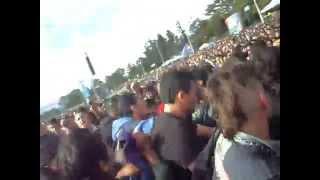 Pogo Total Chaos Rock al parque 2015  [Police Rat]