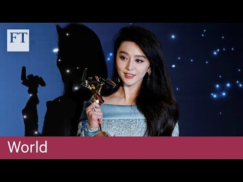China fines actress Fan Bingbing $70m for tax evasion