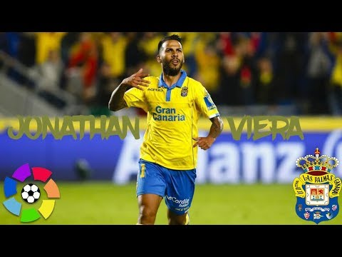 Jonathon Viera 2017/18 - King of the Canaries - Magisterial Dribbles and Passes