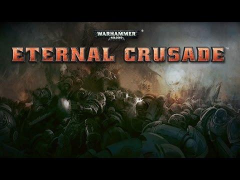 Eternal Crusade: Episode 3-Half Focused Commentary