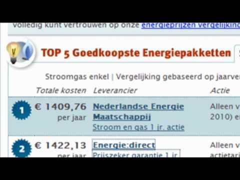 energie vergelijken hoe kan ik honderden euroa39s besparen