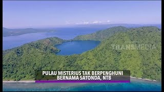 satonda pulau misterius tak berpenghuni di ntb on the spot 170518 1 2