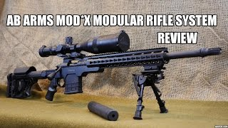 ab arms mod x remington 700 modular rifle system chassis review