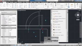 Advanced AutoCAD 2014 Tutorial | Implementing Dynamic Blocks In Your Drawing