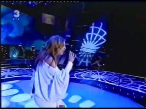 Ana Nikolic - Januar - (LIVE) - Beovizija - (TV RTS 2003)