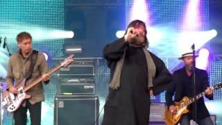 The Soundtrack Of Our Lives - Where's The Rock? @ Malmöfestivalen 2012/08/22
