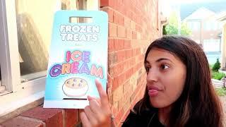 Greedy Granny Ice Cream Shop In Real Life - Kids Pretend Play