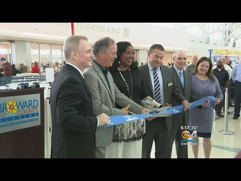 New Security Checkpoint At Ft. Lauderdale's Airport Offers Travelers More Choices
