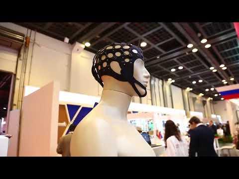 Russian Pavilion - Arab Health TV 2018