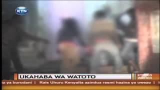 Ukahaba wa watoto Kisii
