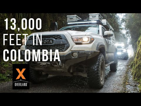 Expedition Overland: South America Ep2 S3