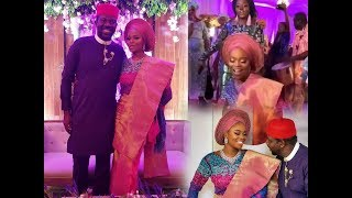 Zainab Balogun's Wedding - THE HIGHLIGHTS. Banky W, Adesua, Toolz, Ebuka grace it.