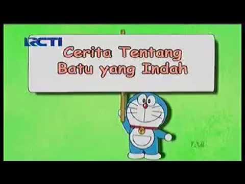 Doraemon terbaru 7 januari 2018 | cerita tentang batu yang indah