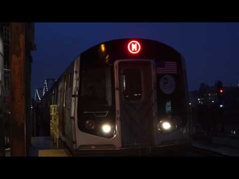 Sights and Sounds: New York City Subway Trains