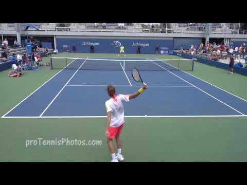 Tsitsipas V Ellis, 2016 US Open Juniors Round Two, 4K