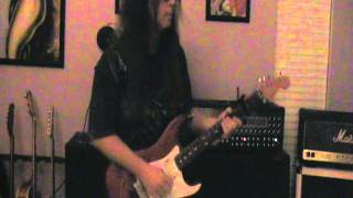 The Real Me, The Who (guitar cover)