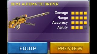 Semi-Automatic Sniper Review - Respawnables
