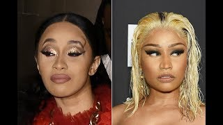 Cardi B Exposes Nicki Minaj after trying to Fight her & Claims Nicki was Sneak Dissing Her Daughter!