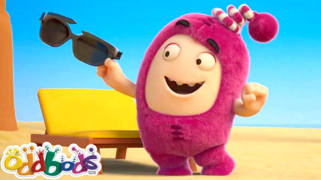 Pilih Episode Terbaik | Oddbods | Kartun Lucu Untuk Anak
