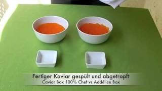 Molekularer Kaviar