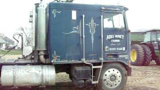 kenworth 3406 cat cold start