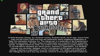 GTA: San Andreas (PlayStation 2 Gameplay) [1080p60]