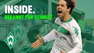 ⚽Tor des Jahres von Diego & Taxifahrer Thomas Delaney | WERDER.TV Inside vor VfB Stuttgart