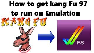 How To Get Kang Fu To Work On Amiga CD32 Emulation