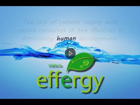 Effergy Solar Project in The Maldives