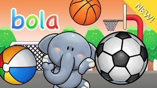 Download Video Lagu Anak Indonesia | Bola MP3 3GP MP4